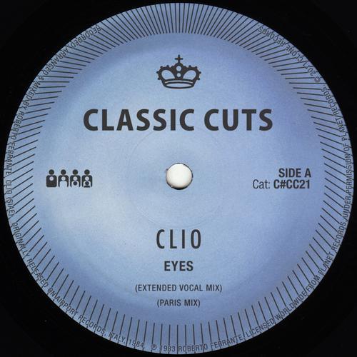 Clio - Eyes [Clone Classic Cuts] (2011) - COMO LAS GRECAS