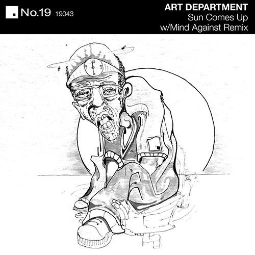 Art Department - Sun Comes Up [No.19 Music NO1943] (18-11-2013)