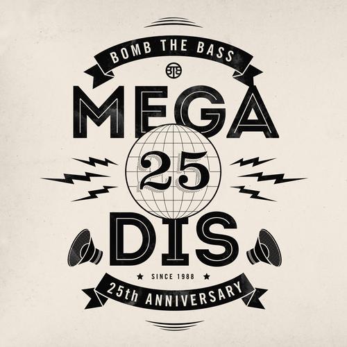 Bomb The Bass – Mega Dis EP [O Solo Recordings CATSOLO108] (2013-10-21)