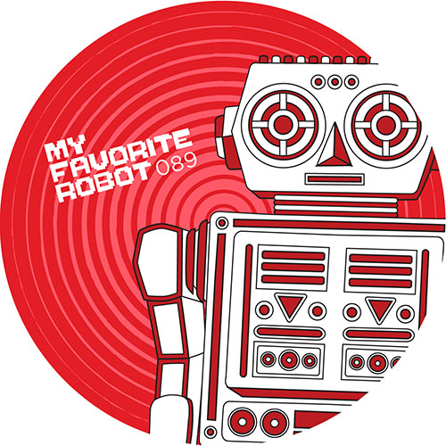 Hunter/Game - Distant Storm EP [My Favorite Robot Records MFR089] (09-12-2013)