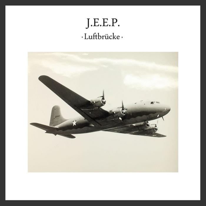 J.E.E.P. - Luftbrucke [Apersonal Music APERSONAL 014] (11 November, 2013)