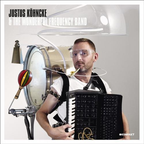 Justus Kohncke - Justus Köhncke & The Wonderful Frequency Band [Kompakt KOMPAKTCD112] (2013-11-11)