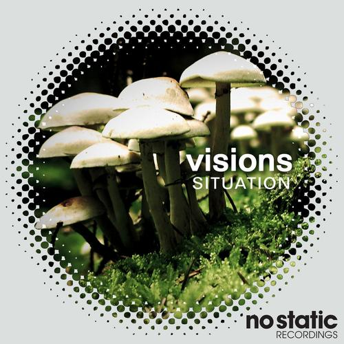 Situation - Visions [No Static Recordings NSTC017] (11 Nov 2013)