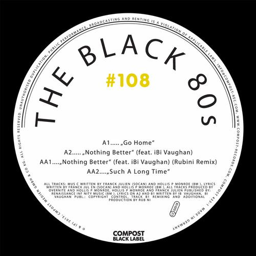 The Black 80s - Black Label #108 [Compost CPT 433-1] (2013-11-22)