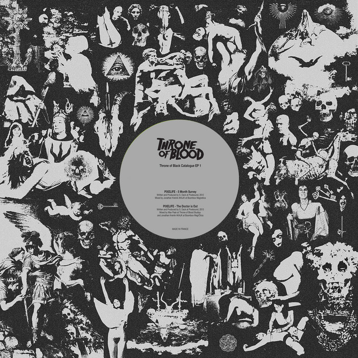 Throne Of Black Catalogue EP1 [Throne Of Blood TOBC001] (2013-10-28)