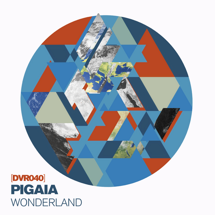 PiGaia - Wonderland [Disco Volante Recordings DVR040] (27 January, 2014)