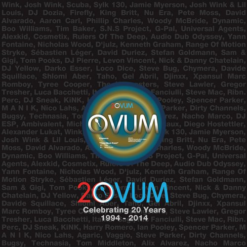 Chymera - Tidal/Moot Point [Ovum Recordings OVM239] (2014-02-11)