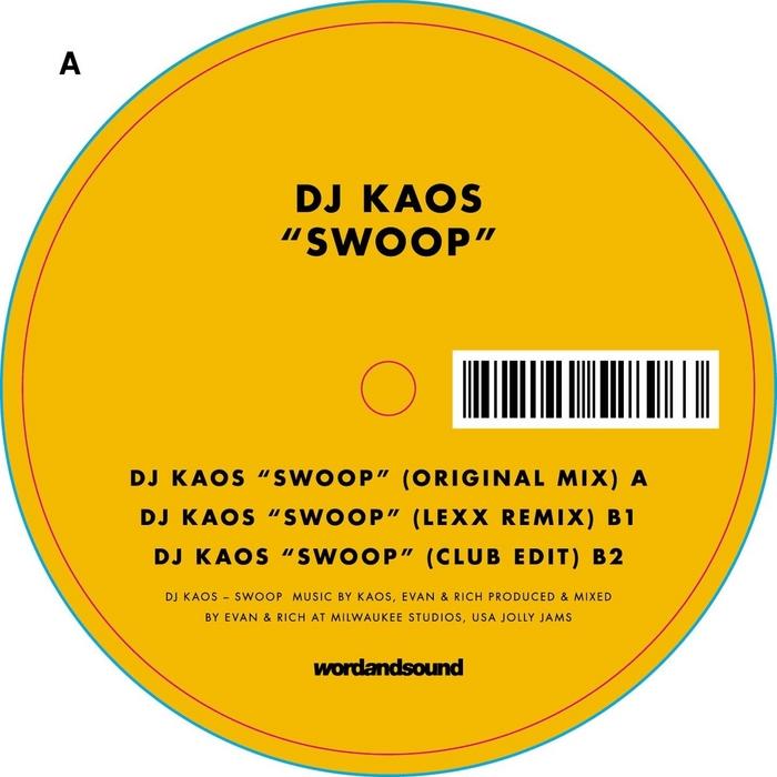 DJ Kaos - Swoop [Jolly Jams JJ013] (2014-02-10)