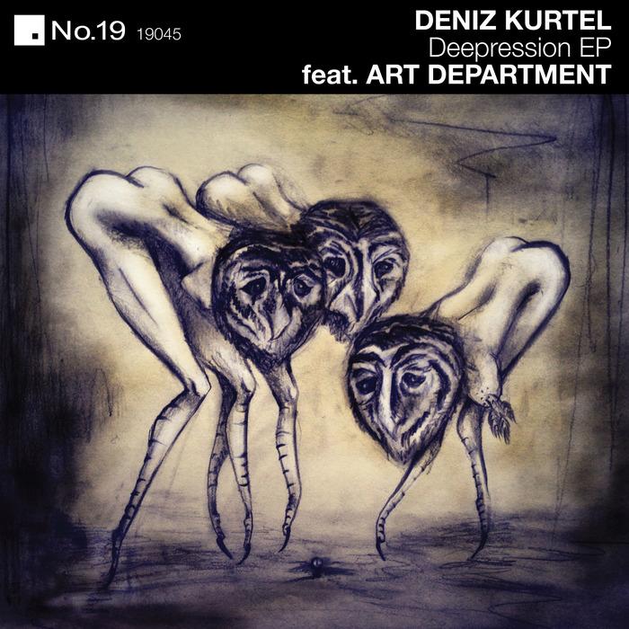 Deniz Kurtel - Deepression (feat. Art Deparment) [No.19 Music NO19045] (2014-02-17)