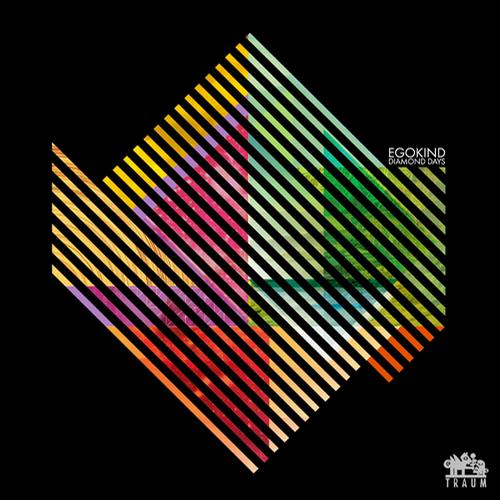 Egokind - Diamond Days [Traum Schallplatten TRAUM V172] (3 February, 2014)