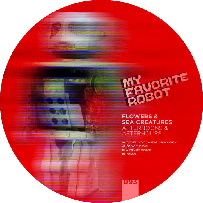 Flowers and Sea Creatures - Afternoons and Afterhours [My Favorite Robot Records MFR093] (24-02-2014)