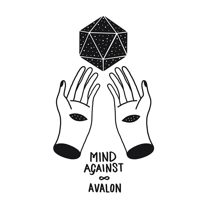 Mind Against - Avalon [Life and Death LAD016] (24 feb, 2014)