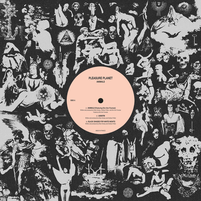 Pleasure Planet - Animals [Throne Of Blood TOB039] (2014-02-10)