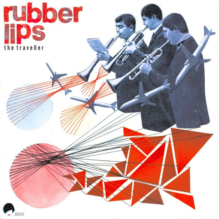 Rubberlips - The Traveller [Emerald & Doreen Recordings EDR043] (2014-02-07)