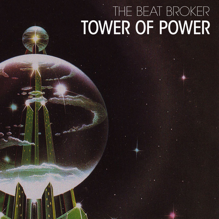 The Beat Broker - Tower of Power EP [Bearfunk Records BFK063] (24 Feb 2014)