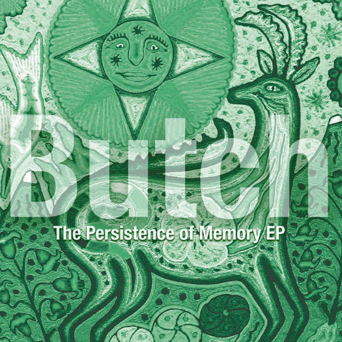 Butch - The Persistence Of Memory EP [Visionquest VQ039] (2014-03-17)