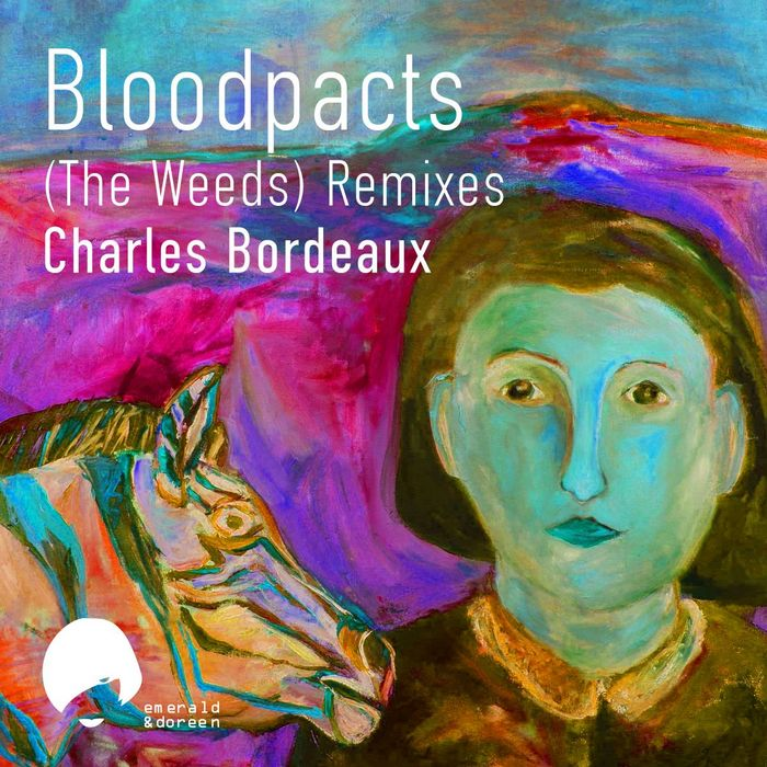 Charles Bordeaux - Bloodpacts (The Weeds) Remixes [Emerald and Doreen Records EDR 045] (28 March, 2014)