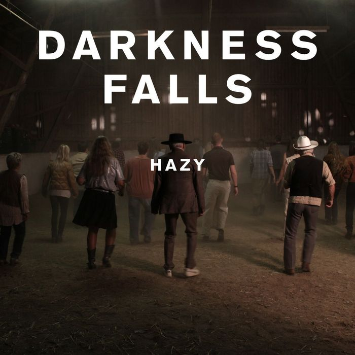 Darkness Falls - Hazy [hfn music hfn30] (Mar 17, 2014)
