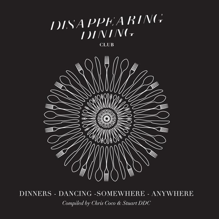 Disappearing Dining Club [Melodica Recordings MELOR035] (24 March, 2014)