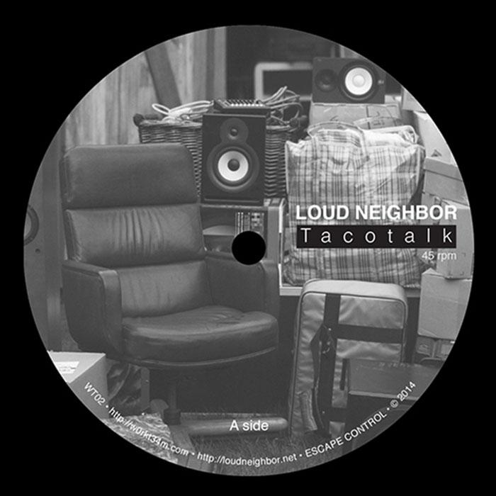 Loud Neighbor - Tacotalk [W0RKT34M WT02] (2014)