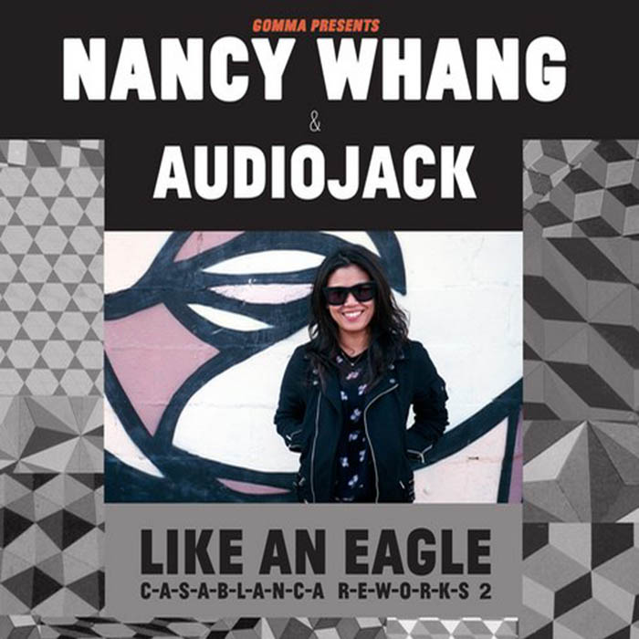 Nancy Whang & Audiojack - Like an Eagle [Gomma Gomma197] (28-03-2014)
