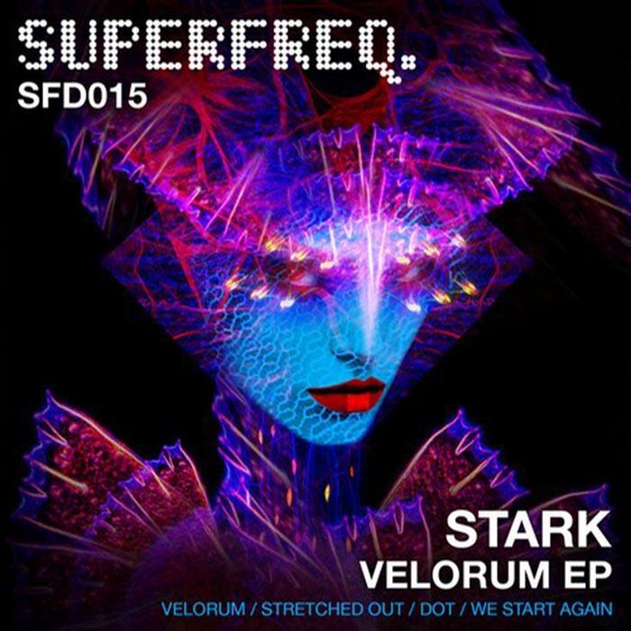 Stark - Velorum EP [Superfreq SFD015] (31-03-2014)