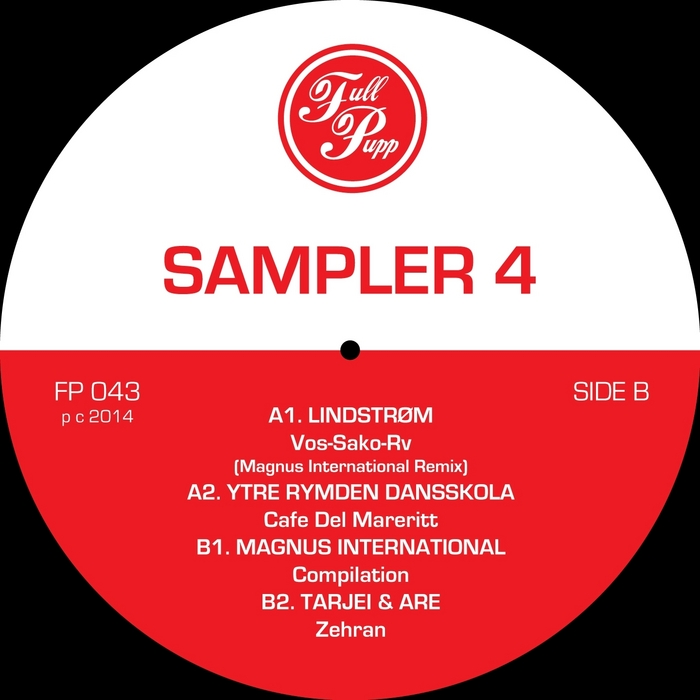 10 Years of Full Pupp Sampler 4 [Full Pupp FP043] (2014-04-07)
