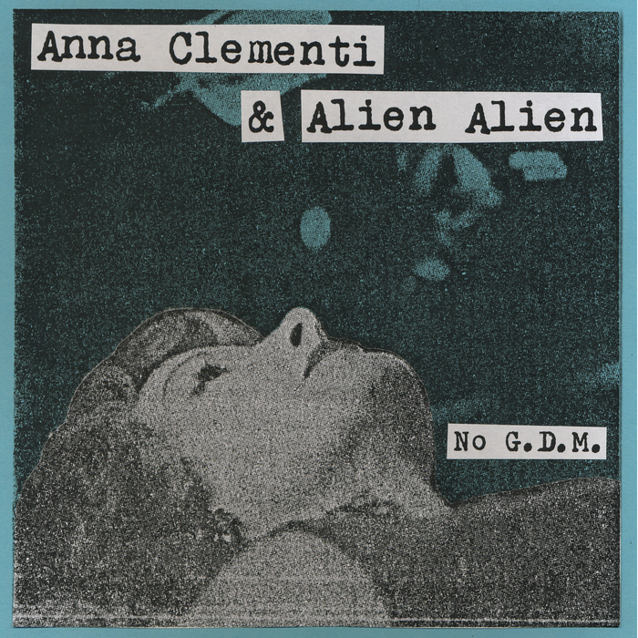 Anna Clementi & Alien Alien - No G.D.M. [Roccodisco ROCCO 008] (18 April, 2014)