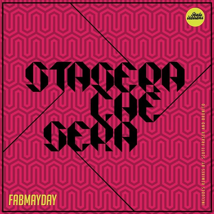 Fab Mayday - Stasera Che Sera [Italo Italians] (19th of April, 2014)