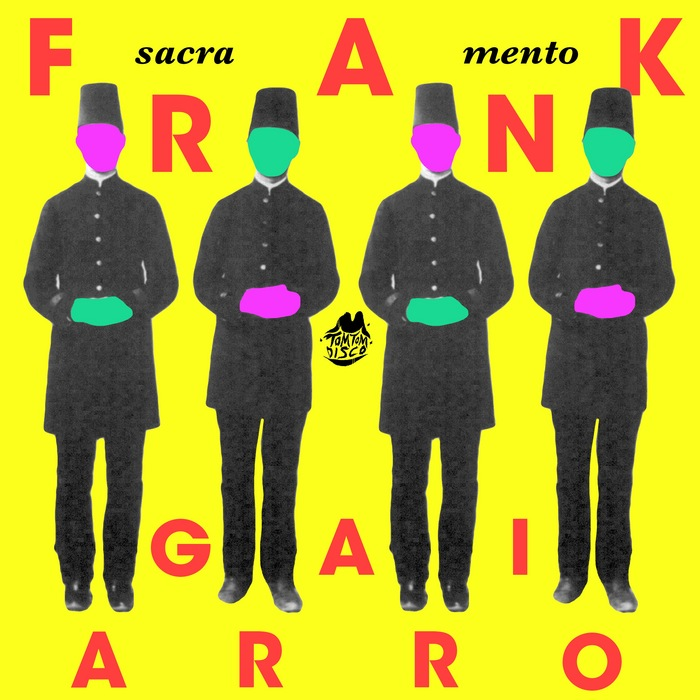 Frank Agrario - Sacramento [Tom Tom Disco TTD 011] (10 April, 2014)
