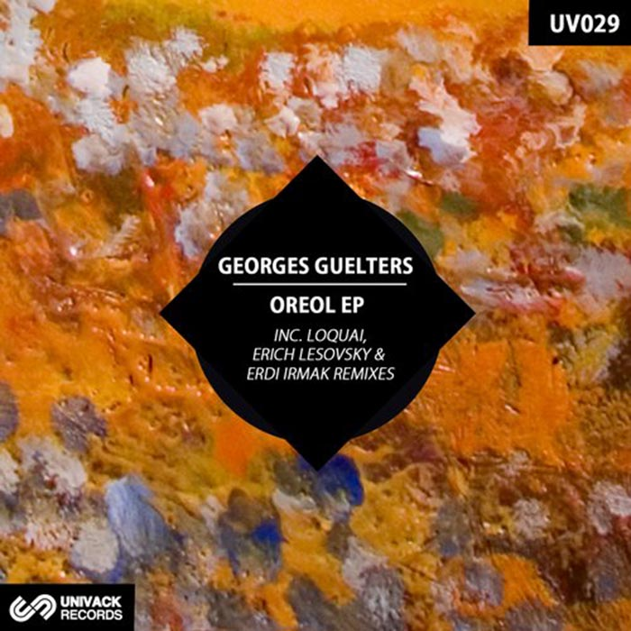 Georges Guelters - Oreol [Univack Recrods UV029] (2014)