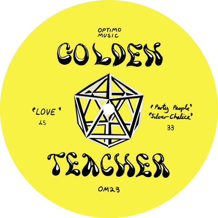 Golden Teacher - Party People / Love [Optimo Music OM 23] (14 April, 2014)