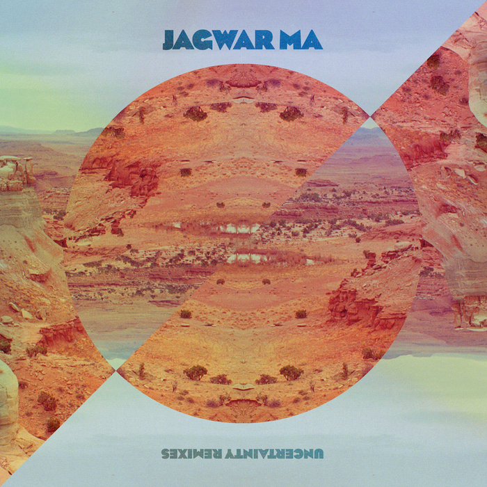 Jagwar Ma - Uncertainty Remixes [Marathon Artists MA 0016] (4 April, 2014)