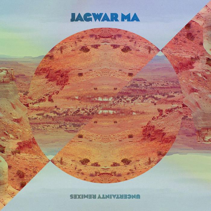 Jagwar Ma - Uncertainty Remixes [Marathon Artists MA 0016] (4 April, 2014)