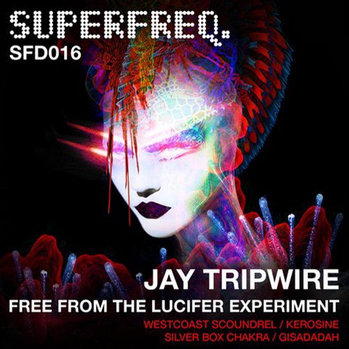 Jay Tripwire - Free From The Lucifer Experiment EP [Superfreq SFD016] (2014-04-25)
