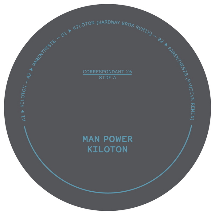 Man Power - Kiloton [Correspondant CORRESPONDANT 26] (14 April, 2014)