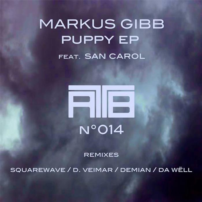 Markus Gibb - Puppy EP [Rock To The Beat Records RTTB 014] (2014-04-17)