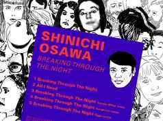 Shinichi Osawa - Breaking Through the Night EP [Kitsune K213] (7 April, 2014)