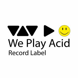 We play acid Label