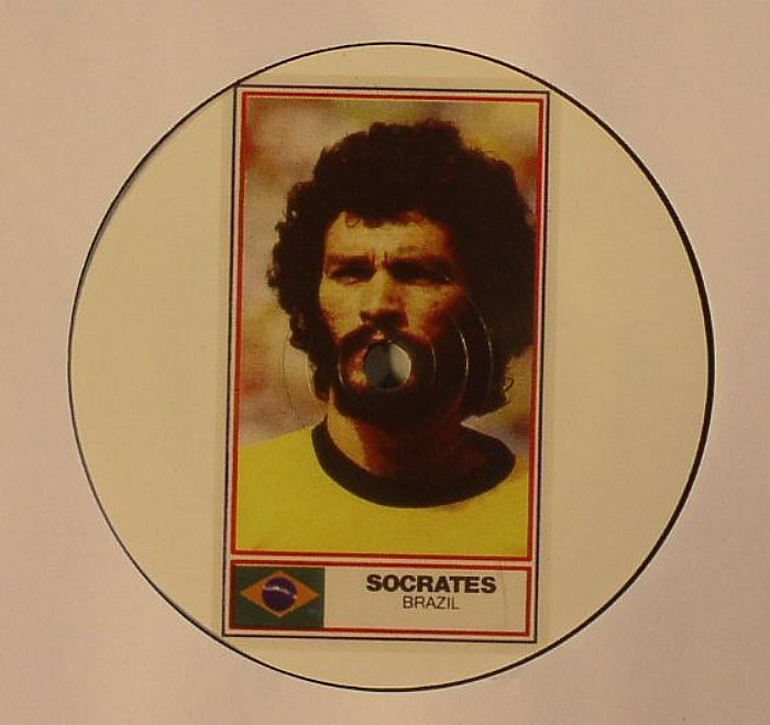 Coyote - The Socrates EP [Rothmans Rothmans 006] (19 May 2014)