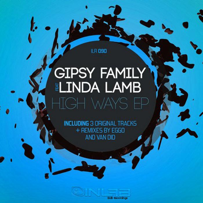 Gipsy Family - High Ways EP [Inlab Recordings ILR090] (2014-05-19)