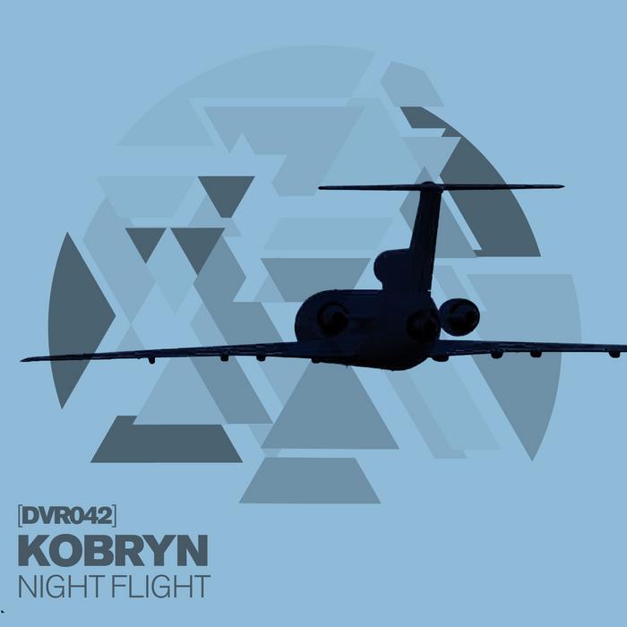 Kobryn - Night Flight [Disco Volante Recordings DVR 042] (19 May, 2014)