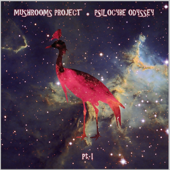 Mushrooms Project - Psilocybe Odyssey Pt. I & II [Opilec Music OPCM 12 035] (05-05-2014)
