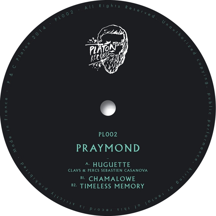 Praymond - PL002 [Platon Records PL002] (2014-05-05)