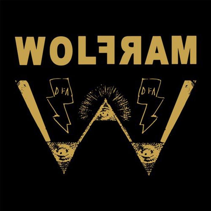 Wolfram - Can't Remember / Talking To You [DFA DFA2385] (2014-05-19)