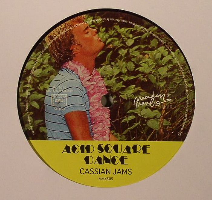Acid Square Dance - Cassian Jams [Macadam Mambo MMX 505] (02 Jun 2014)