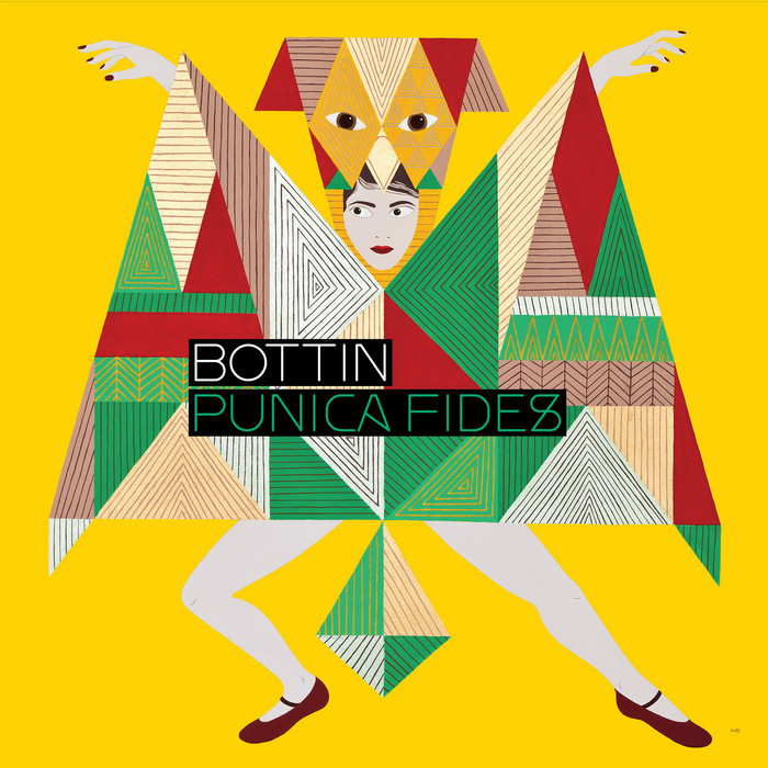 Bottin - Punica Fides [Bearfunk BFKCD031] (2 June, 2014)