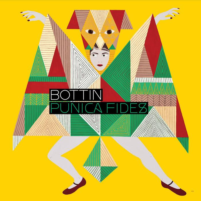Bottin - Punica Fides [Bearfunk BFKCD031] (2 June, 2014)