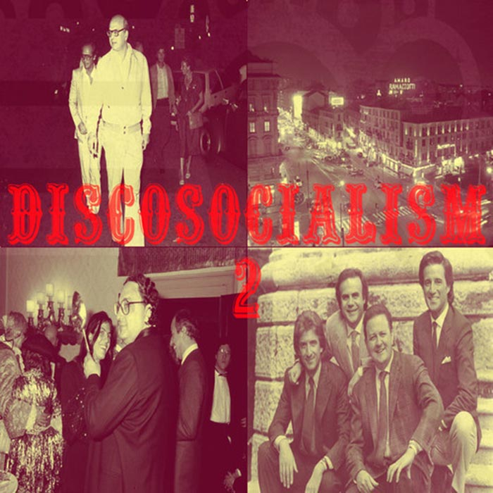 Irregular Disco Workers - DiscoSocialism 2 - Como Las Grecas Exclusive Mix (2014)