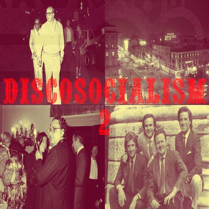 Irregular Disco Workers - DiscoSocialism 2 - Como Las Grecas Exclusive Mix (2014)